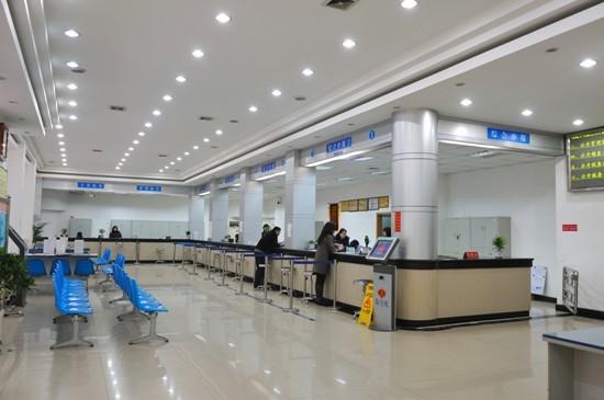 南昌市地方税务局直属分局办公大楼综合布线系统